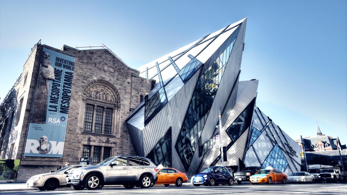 Royal Ontario Museum, ROM